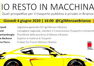 Quale prospettiva per i trasporti in Monza e in Brianza?