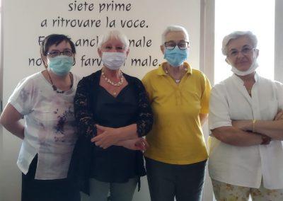Lo Spi Cgil sostiene il Centro Aiuto Donne Maltrattate, 1000 euro dal sindacato pensionati
