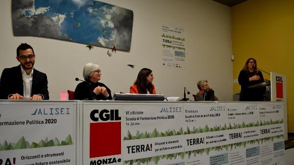 Alisei riunisce il consiglio direttivo per pianificare le nuove attività