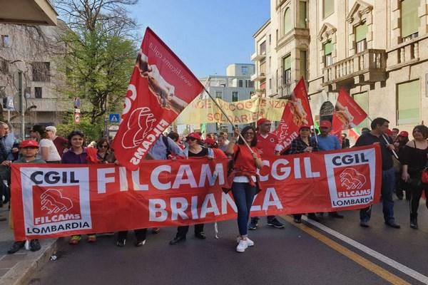 Filcams Cgil Monza Brianza: QVC, raggiunto l'accordo per il cambio appalto del servizio di vigilanza, i lavoratori sono stati salvaguardati. Revocate le iniziative di mobilitazione