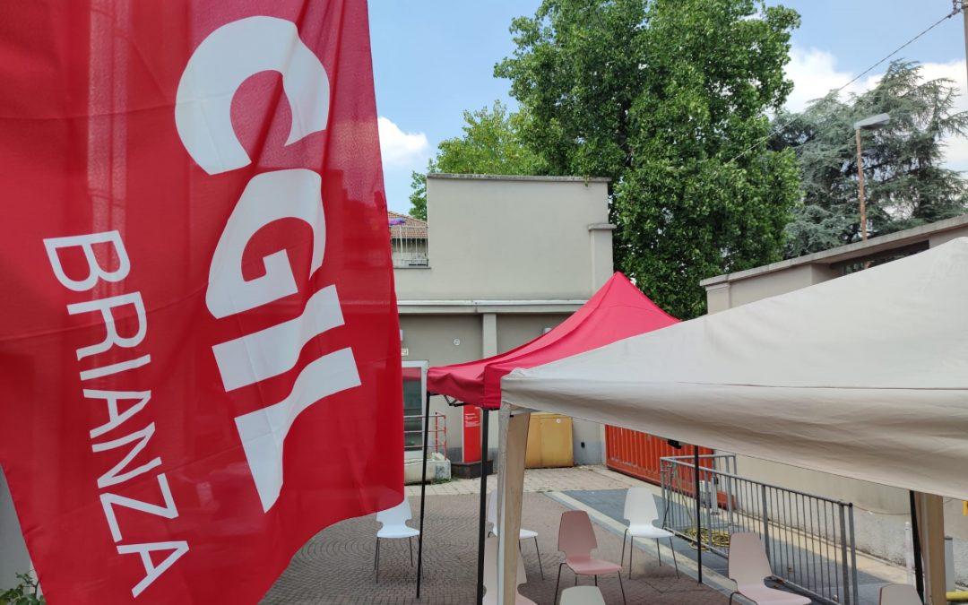 Colletta Solidale, si riparte: la Cgil e lo Spi di Monza e Brianza aderiscono alla seconda edizione dell'iniziativa a sostegno delle famiglie fragili
