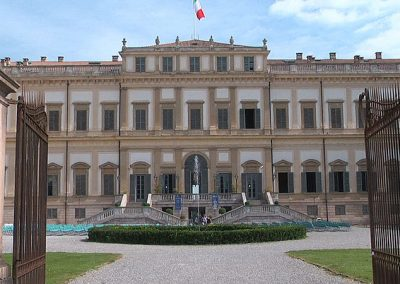 Villa Reale, via libera al FIS