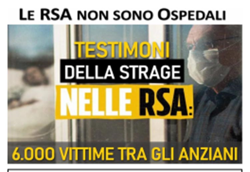 RSA in Brianza, forti preoccupazioni di Cgil e Spi