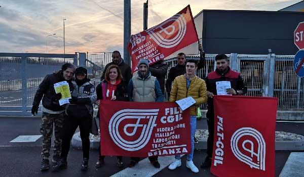 Amazon, lunedì 22 marzo primo sciopero in Italia