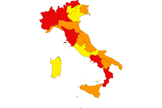 """Regione Lombardia, da domani scuole chiuse. La Fiom Brianza: """"Ripristinare permessi e congedi retribuiti per consentire a chi lavora di accudire i figli"""""""