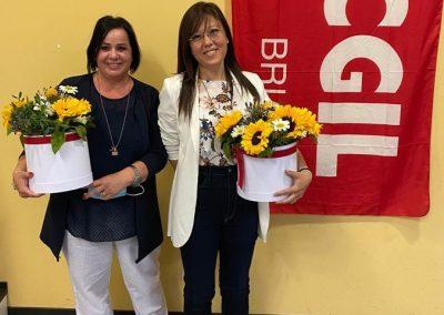 Filctem Cgil Monza e Brianza, due nuovi ingressi in segreteria: sono Rosanna Tremola e Cristina Landini