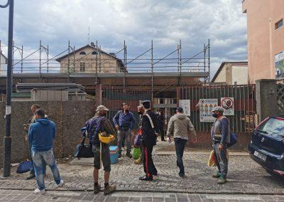 Grave infortunio in un cantiere a Verano Brianza