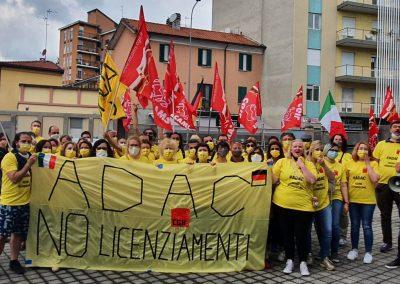 Adac. Dopo l'incontro con la direzione italiana e la proclamazione dello stato di agitazione, la lettera al Ministro del Turismo