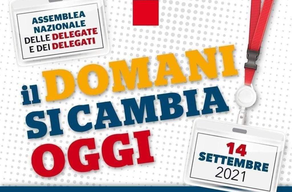 Lavoro: Cgil, il 14 settembre a Milano assemblea nazionale delegati e delegate, conclude Landini